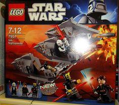 LEGO STAR WARS DATHOMIR SPEEDER