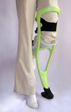 Walking Aid for Foot Injuries- an Alternative to Crutches by Adeline Thong Gadgets And Gizmos, Electronics Gadgets, Tech Gadgets, Cheap Gadgets, Medical Technology, Technology Gadgets, Technology Innovations, Technology Careers, Medical Coding