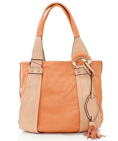 Peach on Sorbet Jenna Hobo