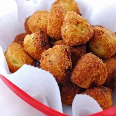 Fried Mashed Potato Balls- like Boxties at McGuire's!