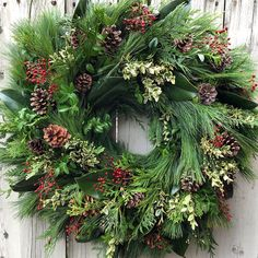 Realtor Gifts, Evergreen, Christmas Wreaths, Traditional, House Styles, Holiday Decor, Design, Home Decor, Decoration Home