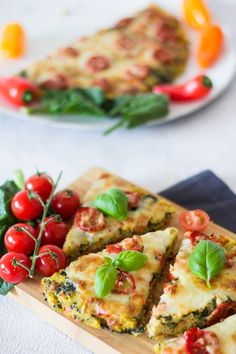 Polenta pizza with tomatoes and spinach – a quick recipe for children – Famous Last Words Quick Recipes, Pizza Recipes, Veggie Recipes, Healthy Recipes, Pizza Snacks, Polenta Pizza, Quick Meals For Kids, Kids Meals, Easy Meals