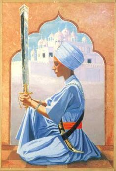 Unlike many religions Guru Nanak believed that women are the carriers of culture and tradition and men were dependent on them for many things- the Sikh concept of equality conveys both men and women equal. Sikhism Religion, Punjab Culture, Indiana, Guru Gobind Singh, Thing 1, World Religions, Sufi, Women In History, Buddhism