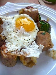 ... on Pinterest | Roasted potatoes, Chicken sausage and Apple chicken