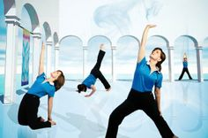 PraiseMoves classes in Gadsden, Al. A Christian alternative to yoga.