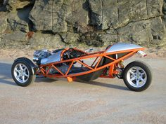 The TreeVee hails from Sweden and is inspired by the Morgan Aero and Ariel Atom. Photo Per-Gunnar Björck   I 've described a few cont...