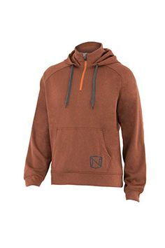 47389ab3fc127 Noble Outfitters Mens Warmwear Quarter Zip Hoodie Review