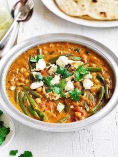 So einfach so gut! Dieses Curry steht in 25 Minuten dampfend auf dem Tisch!
