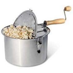 Lindy's Popcorn Popper