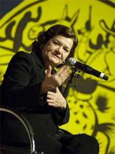 Eiisabeth Roudinesco, historienne de la psychanalyse.