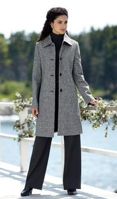 Classy Winter Outfits | MODESTY: Guidelines for Classy Dames | Biblical Connection