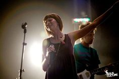 2. To sing with even a quarter of the strength of Kim Walker, Jesus Culture