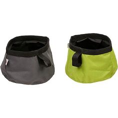 Foldable Pet Travel Bowl for food or water, easy to clean, fold up, easy to store in your car or bag