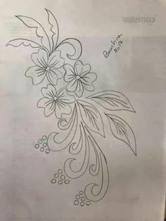 Hand Embroidery and Its Types - Embroidery Patterns Folk Embroidery, Hand Embroidery Stitches, Hand Embroidery Designs, Embroidery Techniques, Ribbon Embroidery, Machine Embroidery, Hand Stitching, Embroidery Ideas, Bordado Popular