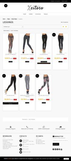Moda para mujer, leggings, pantalones