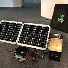 Chris Mattia interesting set up for solar panel and more ! Solar Panels, Cleaning, Outdoor Decor, Home Decor, Sun Panels, Decoration Home, Solar Power Panels, Room Decor, Home Cleaning