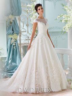 David Tutera - Lene - 116213 - All Dressed Up, Bridal Gown