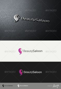 Beauty Saloon Logo Template