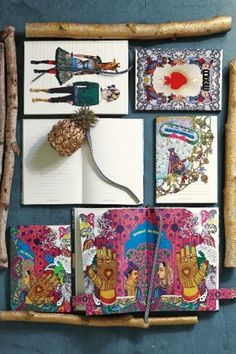 Great gift idea for the fashion focused hostess! A Christian Lacroix Journal from Anthropologie