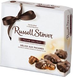 Chocolate Covered Raisins, Caramel, Russell Stover, Walmart, Place Card Holders, Candy, Snacks, Sticky Toffee, Appetizers