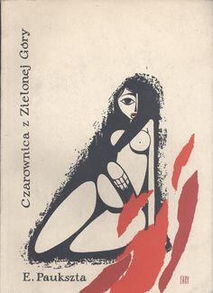 """""""Czarownica z Zielonej Góry"""" Eugeniusz Paukszta  Cover by Mirosław Pokora"""