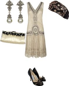 """Great Gatsby"" by msdietz on Polyvore"