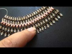 TUTORIAL NETTED: GIROCOLLO AFRIQUE - YouTube