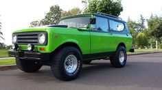 1971 International Harvester : Scout in International Harvester International Scout, International Harvester, Jeep Scout, Scout 800, Ih, Scouting, Jeeps, Motors, Cars