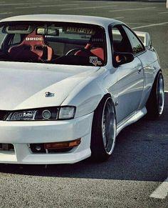 Nissan Silvia so beautiful! Nissan Silvia, Slammed Cars, Jdm Cars, Lamborghini, Ferrari 458, Supercars, Nissan 240sx, Nissan S15, Drifting Cars