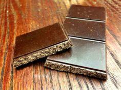 Modica Chocolate  Artisan Dark Chocolate Bar by CocoaBrothers
