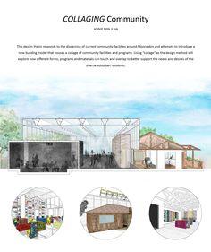 MSD M.Arch S2/16 - Annie Min. Studio Thesis 11 - Suburban Art Ark. Tutor: Paul Walker.