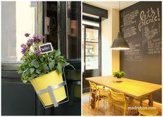 Motha Café-Deli está en la calle Santa María 39, Madrid (Barrio de las Letras). Metro Antón Martín (Línea 1). Horario: de martes a jueves, de 10 a 23h; viernes y sábado hasta la 1 de la madrugada, domingo de 10 a 18h.