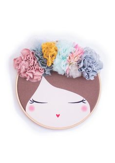 Floral Embroidery Patterns, Embroidery Art, Felt Crafts, Diy And Crafts, Craft Tutorials, Diy Projects, Origami Animals, Diy Gift Box, Diy Hair Accessories