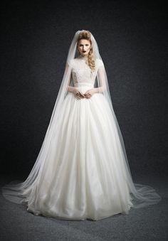 Ersa Atelier - Fall 215 wedding dress collection