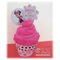 Minnie Souvenirs Cupcakes De Toalla Muffins Cumpleaños