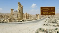 Flash - Palmyra ruins generally 'in good shape': Syria antiquities chief - France 24 France 24, Cannabis, Sport En France, Palmyra, World Heritage Sites, Archaeology, Photo Credit, Mount Rushmore, New York Skyline