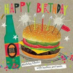 51 Ideas funny happy birthday for him humor greeting card Happy Birthday Beer Images, Funny Happy Birthday Pictures, Birthday Wishes For Him, Birthday Cheers, Birthday Blessings, Happy Birthday Messages, Happy Birthday Quotes, Happy Birthday Greetings, Birthday Images