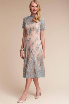 Anthropologie Allison Wedding Guest Dress