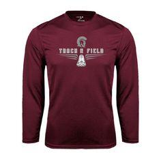 UALR Performance Maroon Longsleeve Shirt 'Track and Field Shoe Design' - Small CollegeFanGear http://www.amazon.com/dp/B00LCGW73Y/ref=cm_sw_r_pi_dp_yEXaxb1AHBF1J