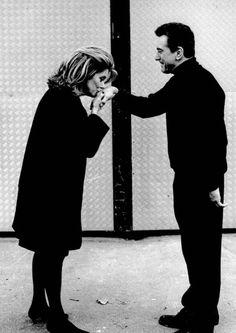 Catherine Deneuve & Robert De Niro