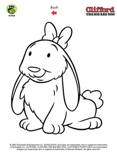 word world | word world | teaching ella to read | we love ... - Clifford Printable Coloring Pages