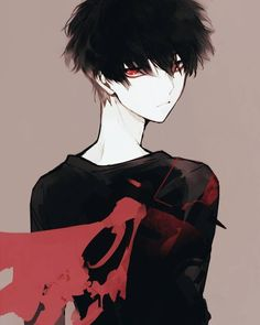 Find images and videos about beautiful, manga and anime boy on We Heart It - the app to get lost in what you love. Dark Anime Guys, Anime Boys, Anime Elf, Ken Tokyo Ghoul, Manga Boy, Manga Illustration, Boy Art, Bishounen, Anime Characters