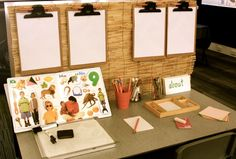 Writers Workshop Area (Early Life Foundations - Kathy Walker)