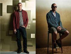 Paulo Zulu, cinquentão, é o novo rosto da campanha outono-inverno da grife carioca Reserva. Confira as peças. #estilo #moda #modamasculina #modaparahomens #fashion #mensfashion #paulozulu #reserva