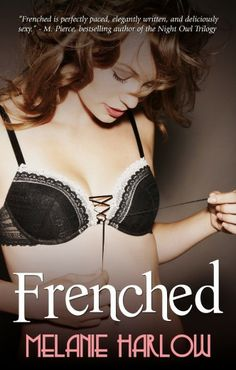 Frenched by Melanie Harlow. After being left at the altar by her rich playboy heir, Mia decides to takes her luxurious honeymoon to Paris - alone. She never planned on meeting Lucas Fournier. Hot, funny, sweet, sexy. Great read!