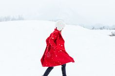 SNOW RED // ASPEN TRAVEL DIARY - Margo and Me