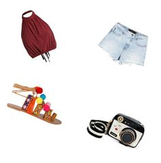 """Geen titel #16"" by nilay-2 on Polyvore featuring mode, Alexander Wang en Betsey Johnson"