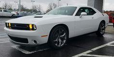 2017 Dodge Challenger - my new car