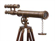 Floor Standing Refracting Telescope