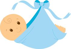 Using Clip Art To Decorate Baby Shower Party
